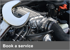 Book a Service at Volvo Gaborone