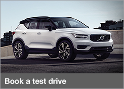 Book a Test Drive at Volvo Gaborone